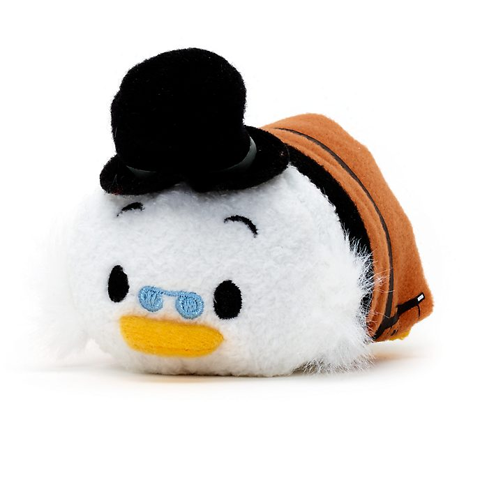 Scrooge McDuck Mini Tsum Tsum Soft Toy, DuckTales