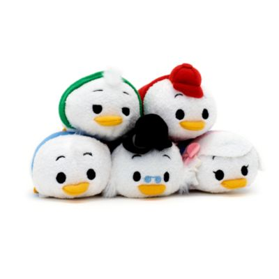 Mini peluche Tsum Tsum Gaia, DuckTales