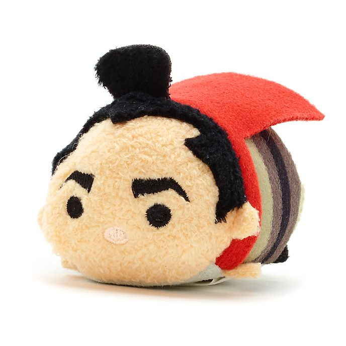 Li Shang Mini Tsum Tsum Soft Toy, Mulan