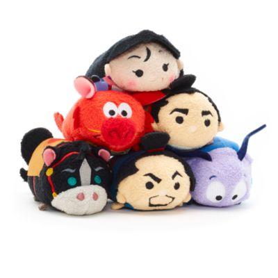 Mushu - Disney Tsum Tsum Kuschelpuppe, Mulan