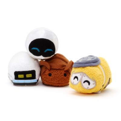 Ensemble de mini peluches Tsum Tsum WALL-E