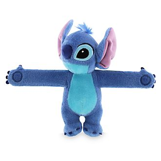 Disney Store - Stitch - Snap Armband mit Kuscheltier