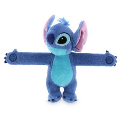 Disney Store Stitch Soft Toy Snap Bracelet