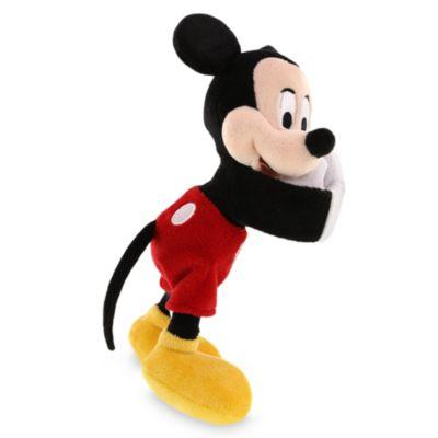 Disney Store Mickey Mouse Soft Toy Snap Bracelet