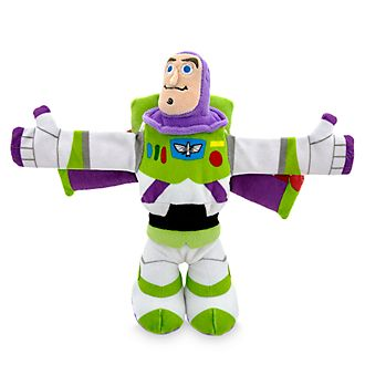 Peluche Buzz Lightyear con pulsera de sujeción Disney Store
