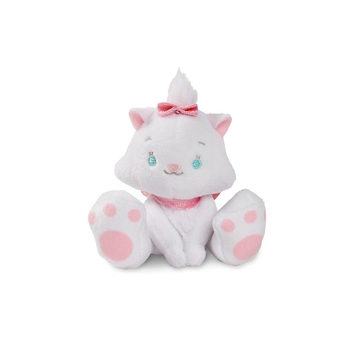Disney Store Marie Tiny Big Feet Mini Soft Toy