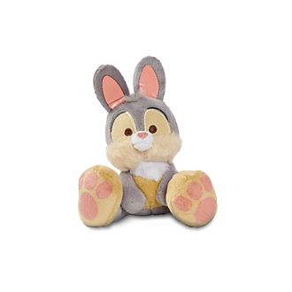 Mini peluche Tambor, Tiny Big Feet, Disney Store