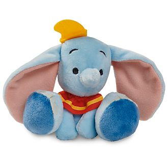 Disney Store Dumbo Tiny Big Feet Mini Soft Toy