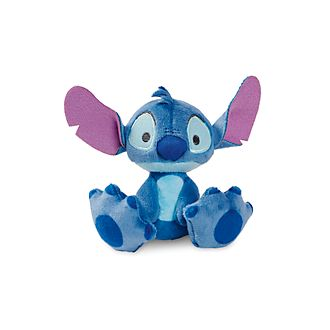 Disney Store Stitch Tiny Big Feet Mini Soft Toy