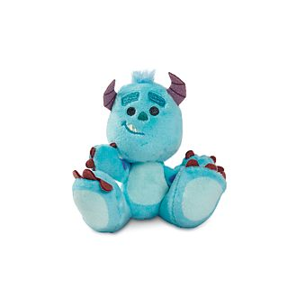 Disney Store Sulley Tiny Big Feet Mini Soft Toy