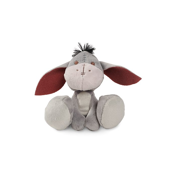 Disney Store Eeyore Tiny Big Feet Mini Soft Toy