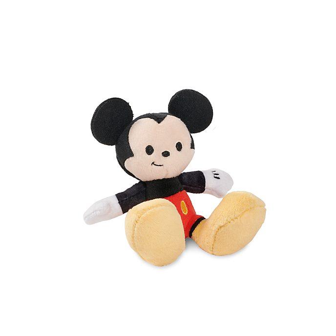 Disney Store Mickey Mouse Tiny Big Feet Mini Soft Toy
