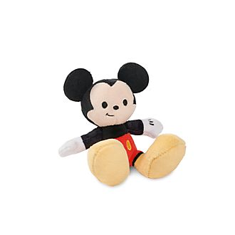 Disney Store Mickey Mouse Tiny Big Feet Mini Soft Toy