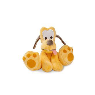 Disney Store Pluto Tiny Big Feet Mini Soft Toy