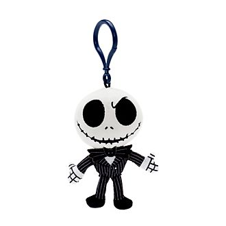 Disney Store - Jack Skellington - Weicher Schlüsselanhänger