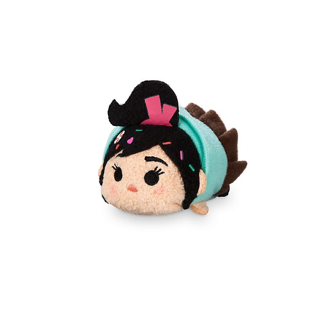 Disney Store Vanellope Mini Tsum Tsum Soft Toy, Wreck-It Ralph 2