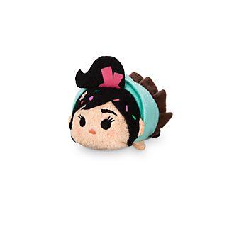 Disney Store - Vanellope (Ralph reichts 2) - Disney Tsum Tsum Kuschelpuppe