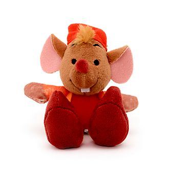 Disney Store Jaq Tiny Big Feet Mini Soft Toy