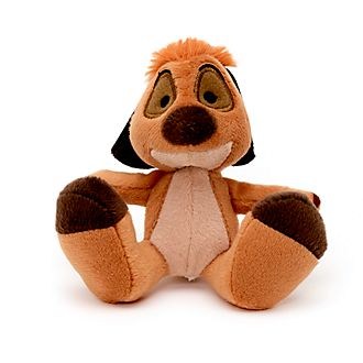 Disney Store Timon Tiny Big Feet Mini Soft Toy
