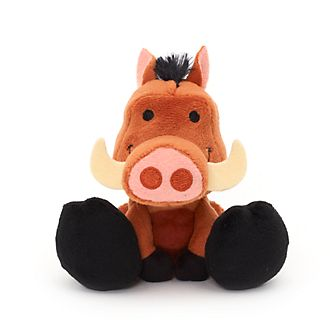 Disney Store Pumbaa Tiny Big Feet Mini Soft Toy
