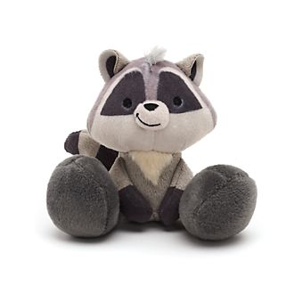 Disney Store Peluche miniature Meeko, Tiny Big Feet