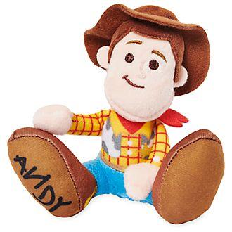 Minipeluche Woody, Tiny Big Feet, Disney Store