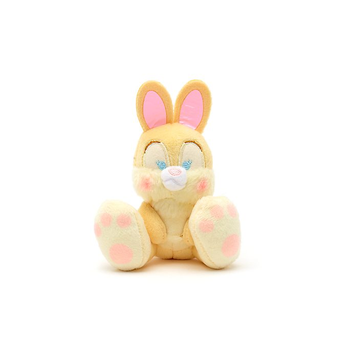 Disney Store Miss Bunny Tiny Big Feet Mini Soft Toy