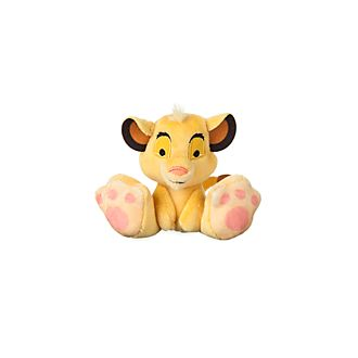 Disney Store - Tiny Big Feet - Simba - Kuscheltier