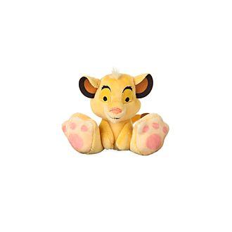 Minipeluche Simba, Tiny Big Feet, Disney Store