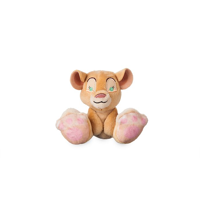 Disney Store Nala Tiny Big Feet Mini Soft Toy