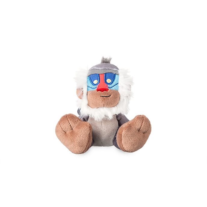 Disney Store Peluche Rafiki, Tiny Big Feet
