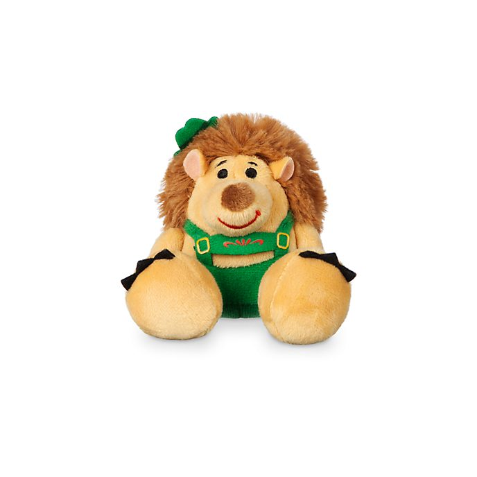 Disney Store Mr Pricklepants Tiny Big Feet Mini Soft Toy