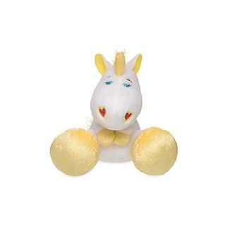 Disney Store Buttercup Tiny Big Feet Mini Soft Toy