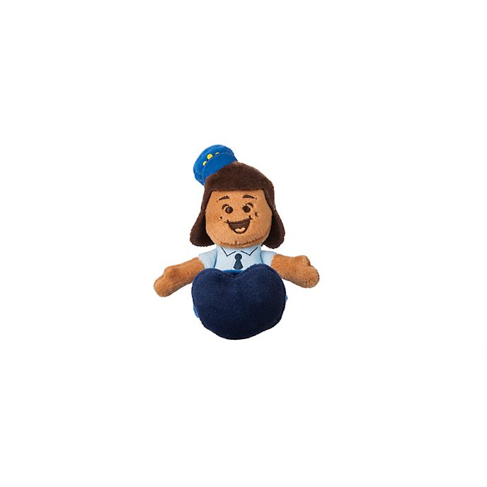 Disney Store - Tiny Big Feet - Giggle McDimples - Kuschelpuppe