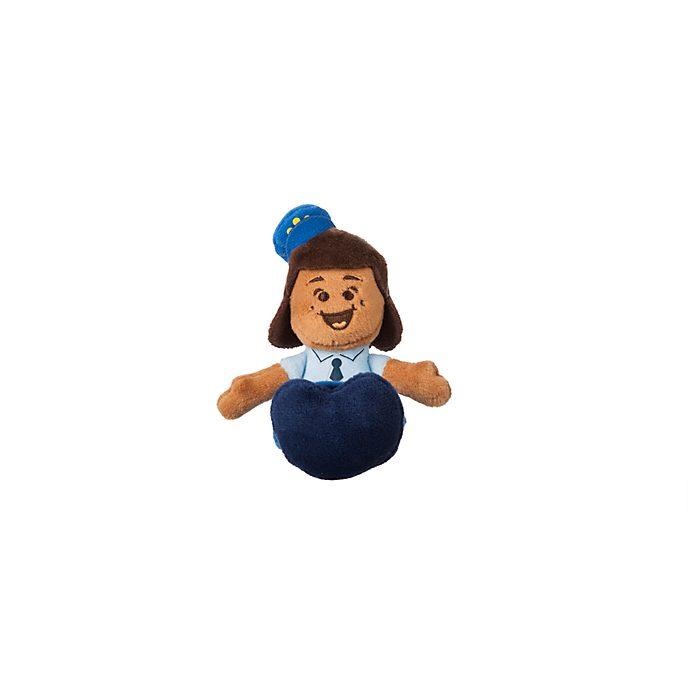 Minipeluche Agente Risita McRisas, Tiny Big Feet, Disney Store
