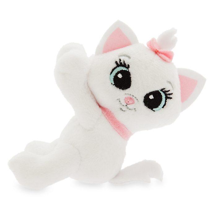 Disney Store Marie Huggers Mini Soft Toy