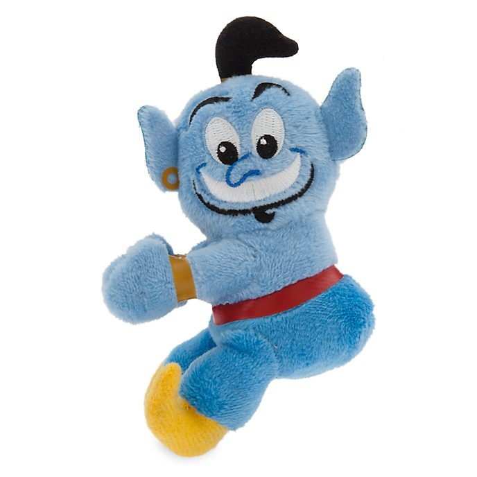 Disney Store Genie Huggers Mini Soft Toy