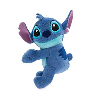 Disney Store Stitch Huggers Mini Soft Toy