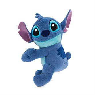 24a45fd84ac Disney Store Stitch Huggers Mini Soft Toy