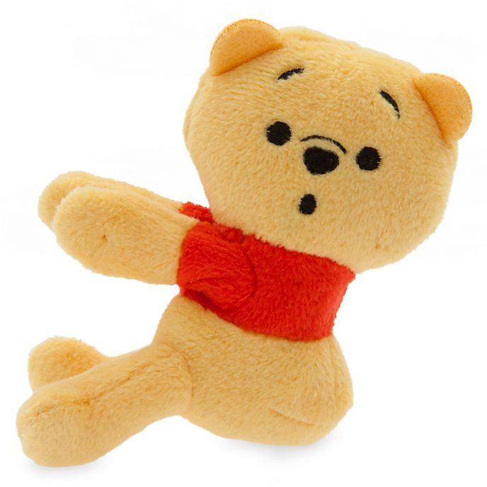 Disney Store Winnie the Pooh Huggers Mini Soft Toy