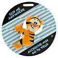 Disney Store - Tigger - Klammerfigur als Kuscheltier