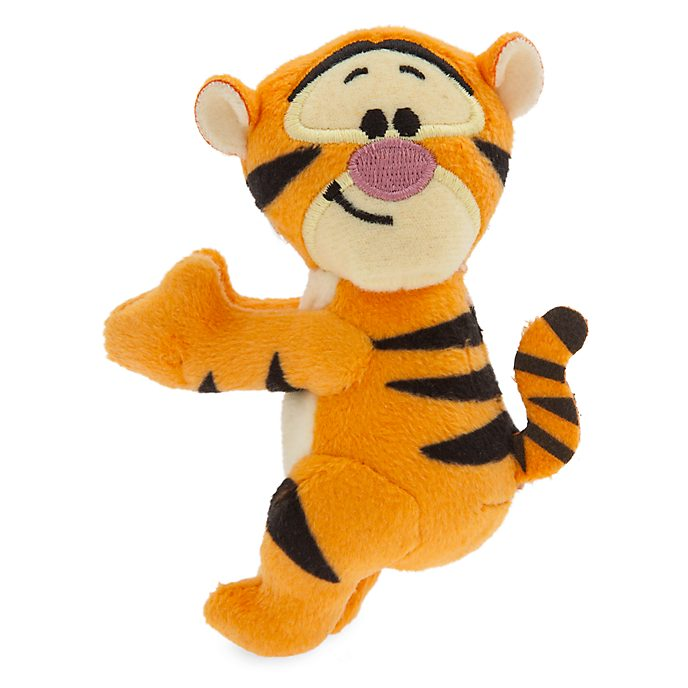 Disney Store Tigger Huggers Mini Soft Toy
