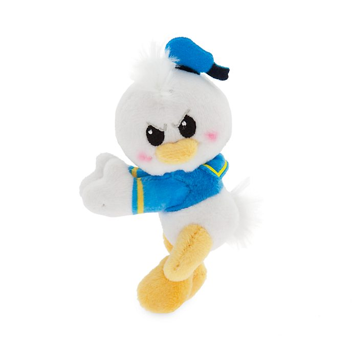 Disney Store Donald Duck Huggers Mini Soft Toy