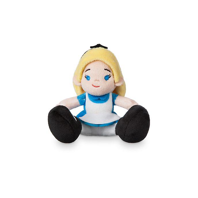 Disney Store Peluche miniature Alice au Pays des Merveilles, Tiny Big Feet