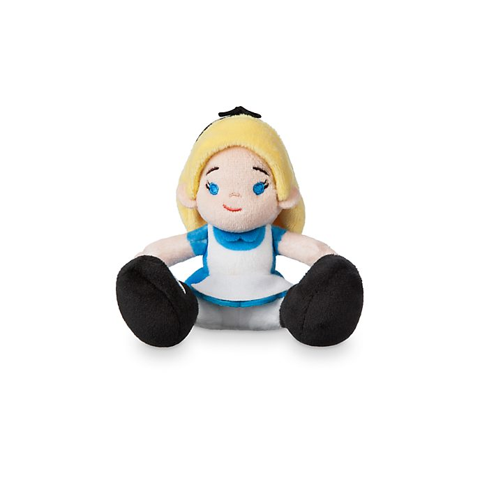 Mini peluche Tiny Big Feet Alice nel Paese delle Meraviglie Disney Store