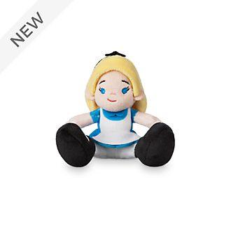 Disney Store Alice in Wonderland Tiny Big Feet Mini Soft Toy