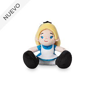Minipeluche Alicia en el País de las Maravillas, Tiny Big Feet, Disney Store