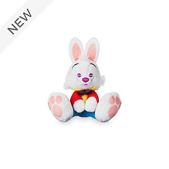 Disney Store White Rabbit Tiny Big Feet Mini Soft Toy