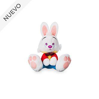 Minipeluche Conejo Blanco, Tiny Big Feet, Disney Store