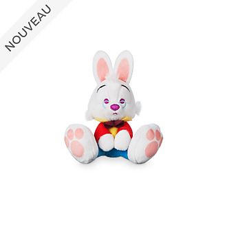 Disney Store Peluche miniature Lapin blanc, Tiny Big Feet